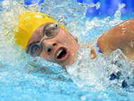Swimmer Jacqueline Freney is favourite to win the Australian Paralympian of the Year title