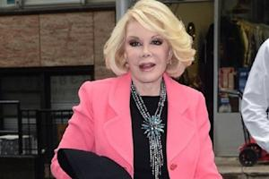Joan Rivers, Writers Guild Reach Deal on 'Fashion Police' Strike to Avert Trial