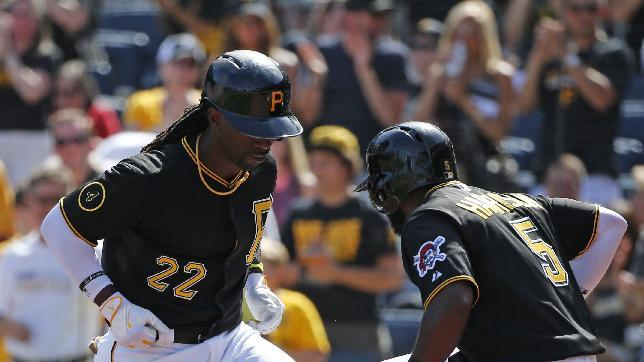 Volquez helps Pirates beat Phillies 3-2