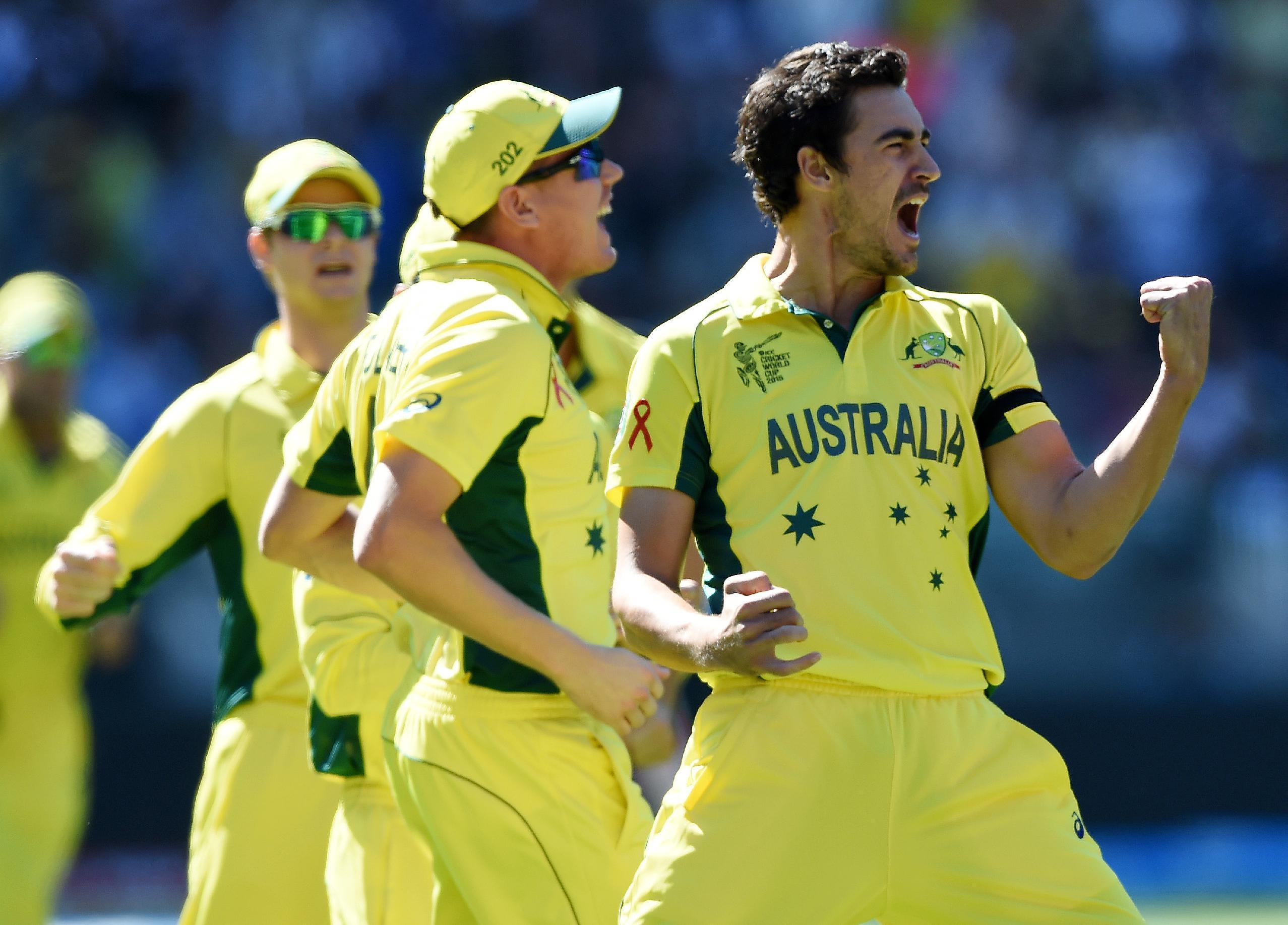 Australia beats NZ to win its 5th Cricket World Cup title
