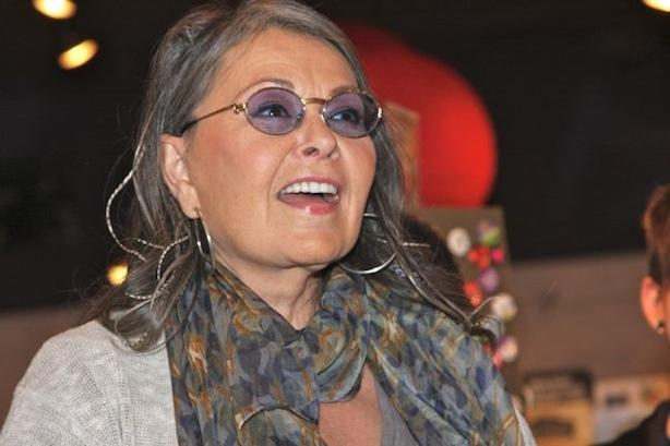 Roseanne Barr to Open Medical Marijuana Dispensary