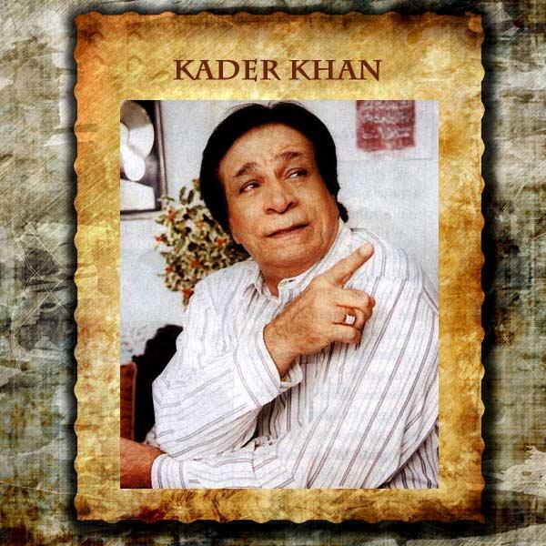 kader khan movie list