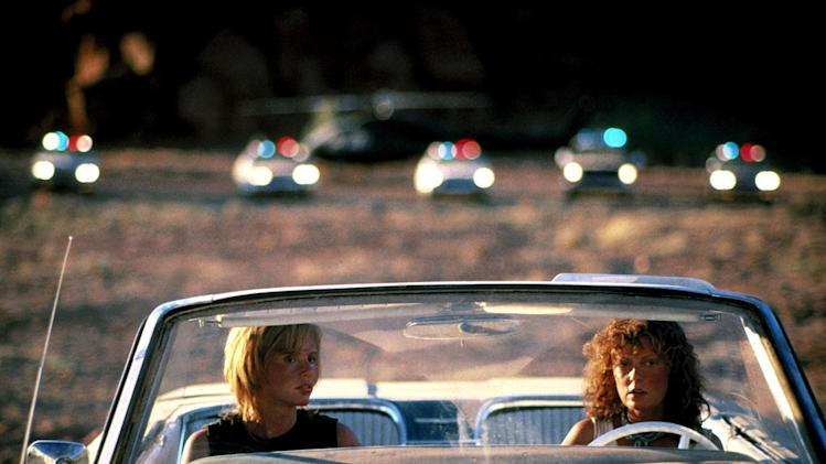 Road Trip Movies 2010 Thelma & Louise