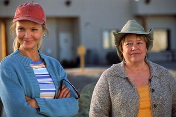 Joan Allen and Kathy Bates in SenArt Films' Bonneville