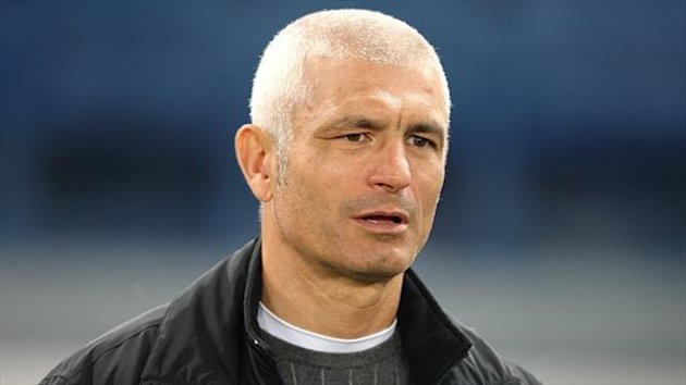 Fabrizio Ravanelli is the new Ajaccio boss