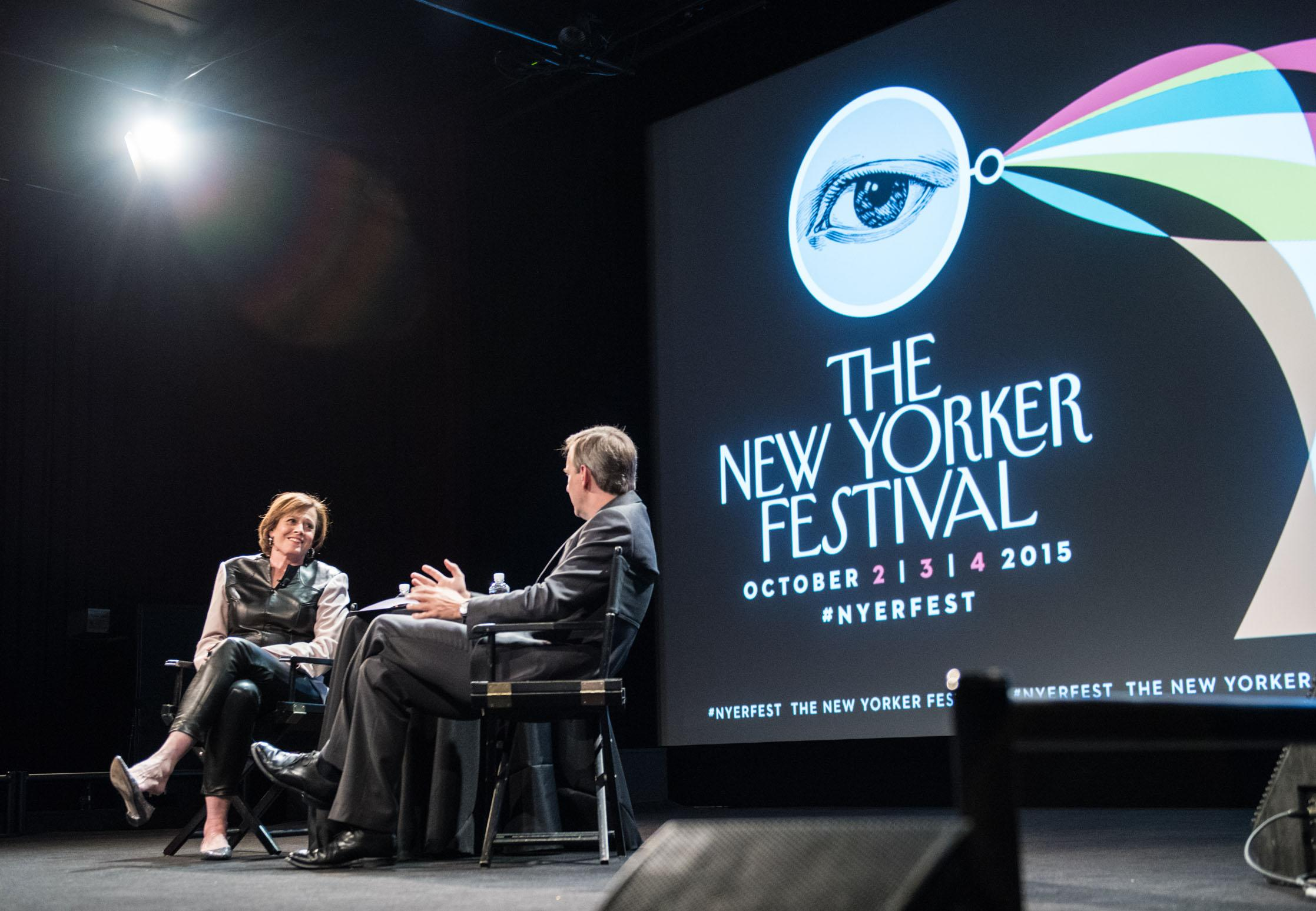 Earthquakes, elections and more dissected at New Yorker fest