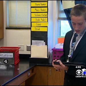 Real Science: Chisholm Trail Middle School