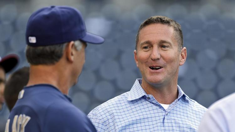Padres fire general manager Byrnes