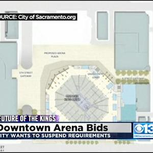 City Leaders Want To Streamline Downtown Sacramento Kings Arena