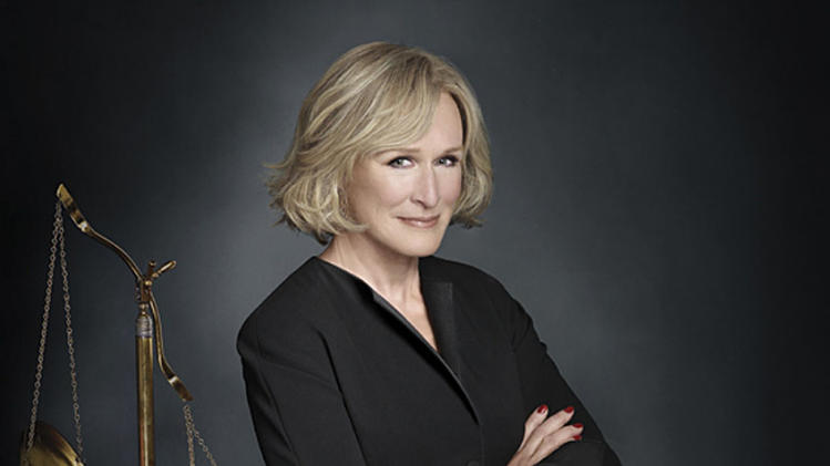 "Glenn Close, ""Damages"""