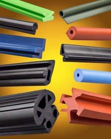 Interstate Specialty Products Extruded Rubber Shapes Match Gasket and Seal Requirements