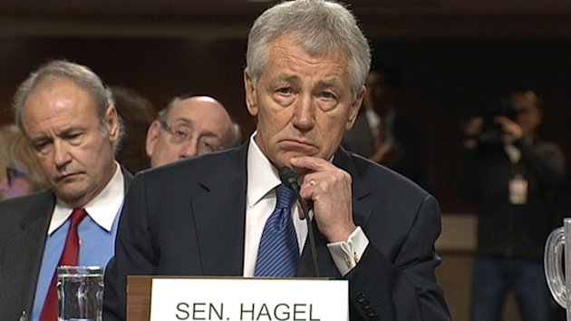 Senate Confirms Hagel as Secretary of Defense (ABC News)