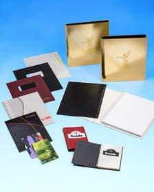 Advanced Looseleaf High Quality Hard Book Covers Dress Up Mechanically Bound Books