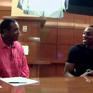 One on One with Ahmad: Dwight Howard