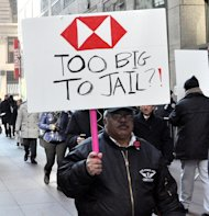Too Big To Jail, Too Big To Fail - Banks in America
