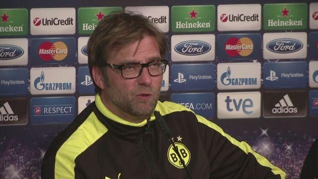 Dortmund prepare to defend 4-1 lead against Real