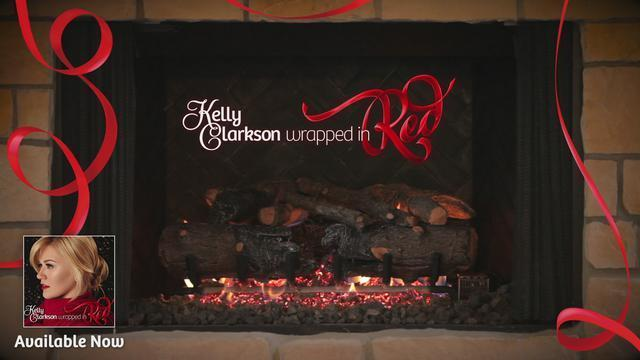 Wrapped in Red (Kelly's 'Wrapped in Red' Yule Log Series)