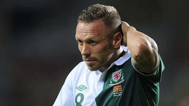 Craig Bellamy has revealed he is thinking about retiring from international football