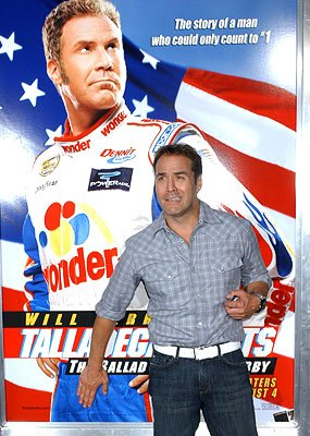 Jeremy Piven at the LA premiere of Columbia's Talladega Nights: The Ballad of Ricky Bobby