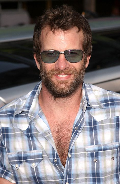 Thomas Jane arrives to the Premiere of Sony Pictures' 'Hancock' at Grauman's Chinese Theatre on June 30, 2008 in Hollywood, California.