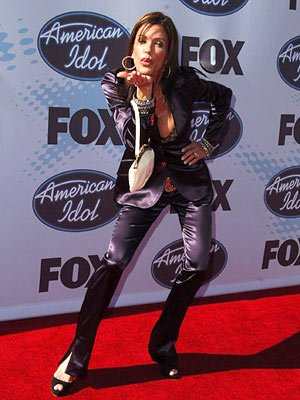 Janice Dickinson American Idol Season Five Finale Arrivals Hollywood, CA - 5/24/06