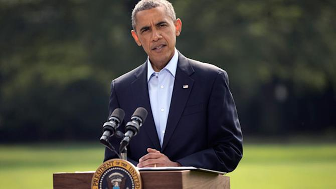 President Obama authorizes National Guard, reserve call-up if needed for Ebola