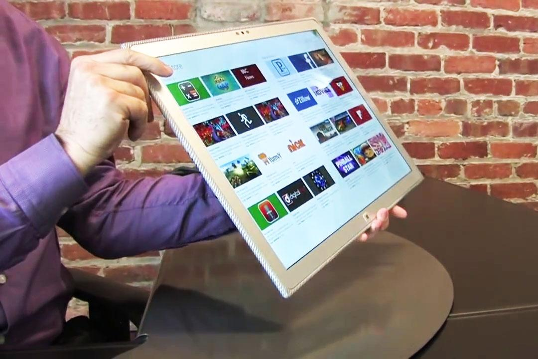 Panasonic boosts Toughpad 4K 20-inch tablet performance with upgrade tweaks