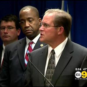 18 LASD Officers Face Charges In FBI Jailhouse Abuse Probe