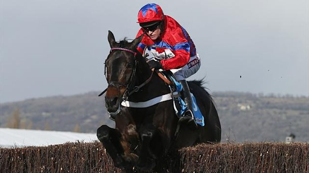 Barry Geraghty on Sprinter Sacre (Reuters)