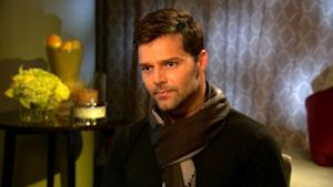 Ricky Martin Opens Up -- Access Hollywood