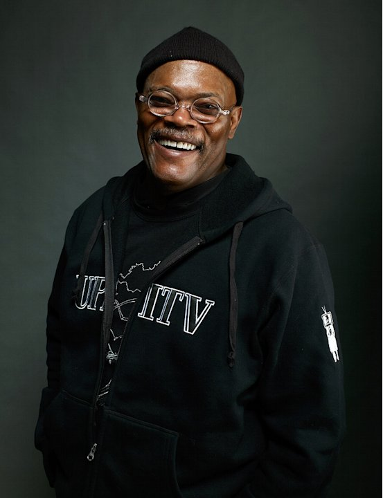 2010 Sundance Film Festival Portraits Samuel L. Jackson