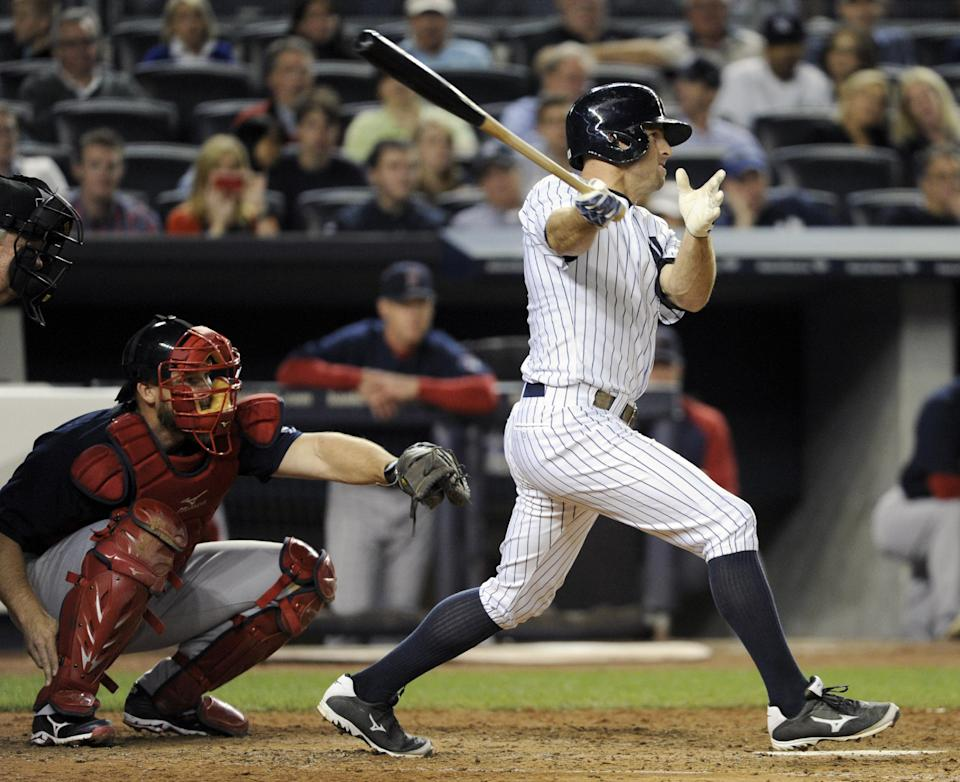 Yankees' Gardner could miss rest of regular season