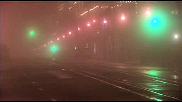 Fog, low visibility start the work week
