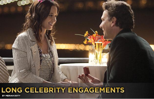 Long Celebrity Engagements title card