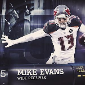 'Top 100 Players of 2015': No. 75 Mike Evans