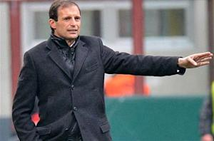 Allegri: More to come from Milan