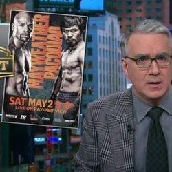 Keith Olbermann Calls For Boycott Of NFL Draft And Pacquiao-Mayweather Fight