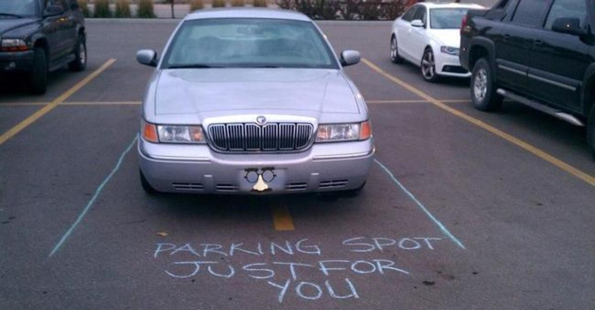 20 Bad Parkers Taught a Lesson