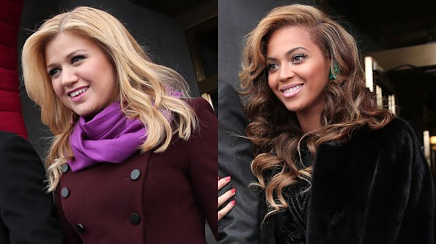 Kelly & Beyonce Soar in Inauguration Performances