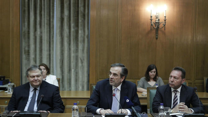 Greece vows faster reforms after political crisis