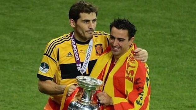 casillas xavi
