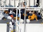 Migrants Trying To Cross The Mediterranean Are Leaving One Risk For Another