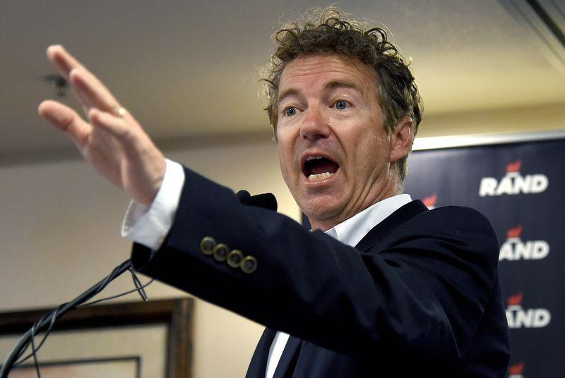 Rand Paul's presidential app is no joke