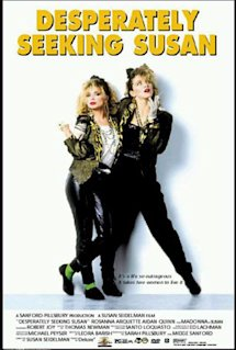 Poster of Desperately Seeking Susan