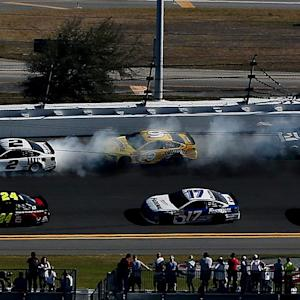 Keselowski blows engine
