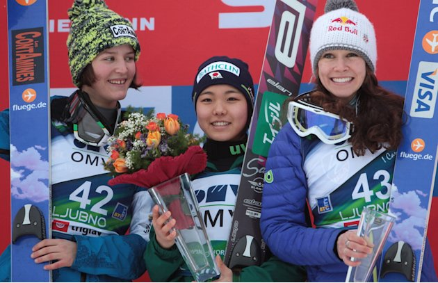 FIS Women's Ski Jumping - Day 2