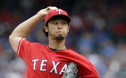 Darvish ponders US citizenship as he comes along in rehab
