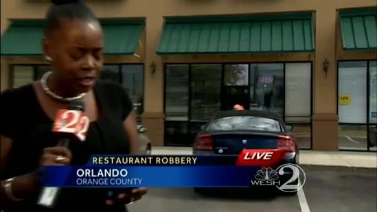 3 masked men rob Chinese restaurant in Orange County