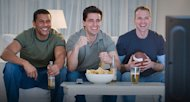 Super Bowl Sunday Preview: The Changing Landscape of Super Bowl Advertising image watching the superbowl