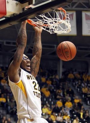 Early leads No. 24 Wichita State past N. Colorado